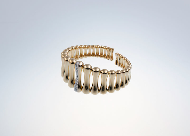 Bamboo-Armspange Chimento Juwelier Raths Bonn