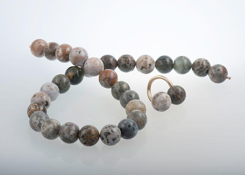Kette Ozean Jaspis Juwelier Raths Bonn