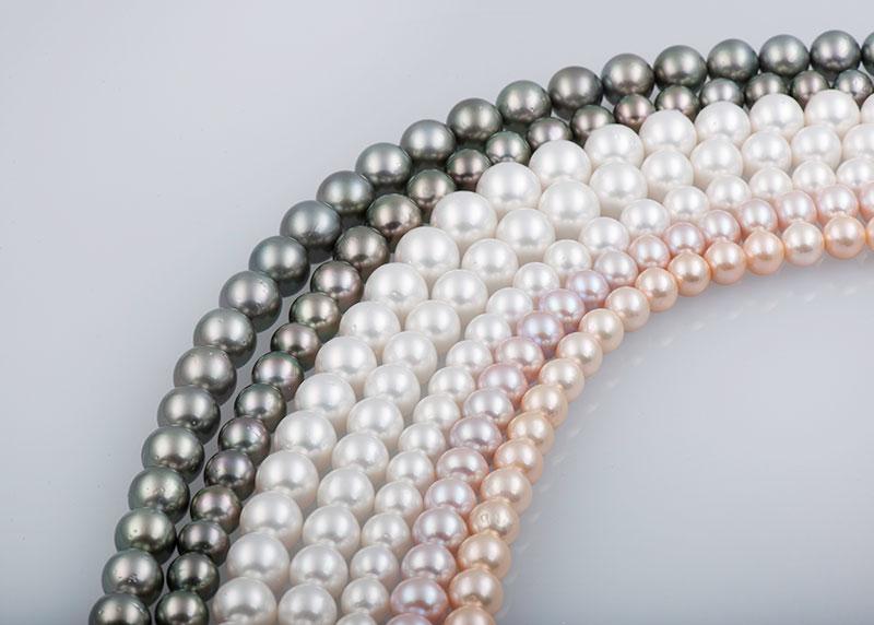 Kulturperlketten Perlkette Juwelier Raths Bonn