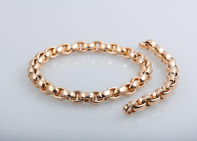 Collier und Armband Isabelle Fa Juwelier Raths Bonn